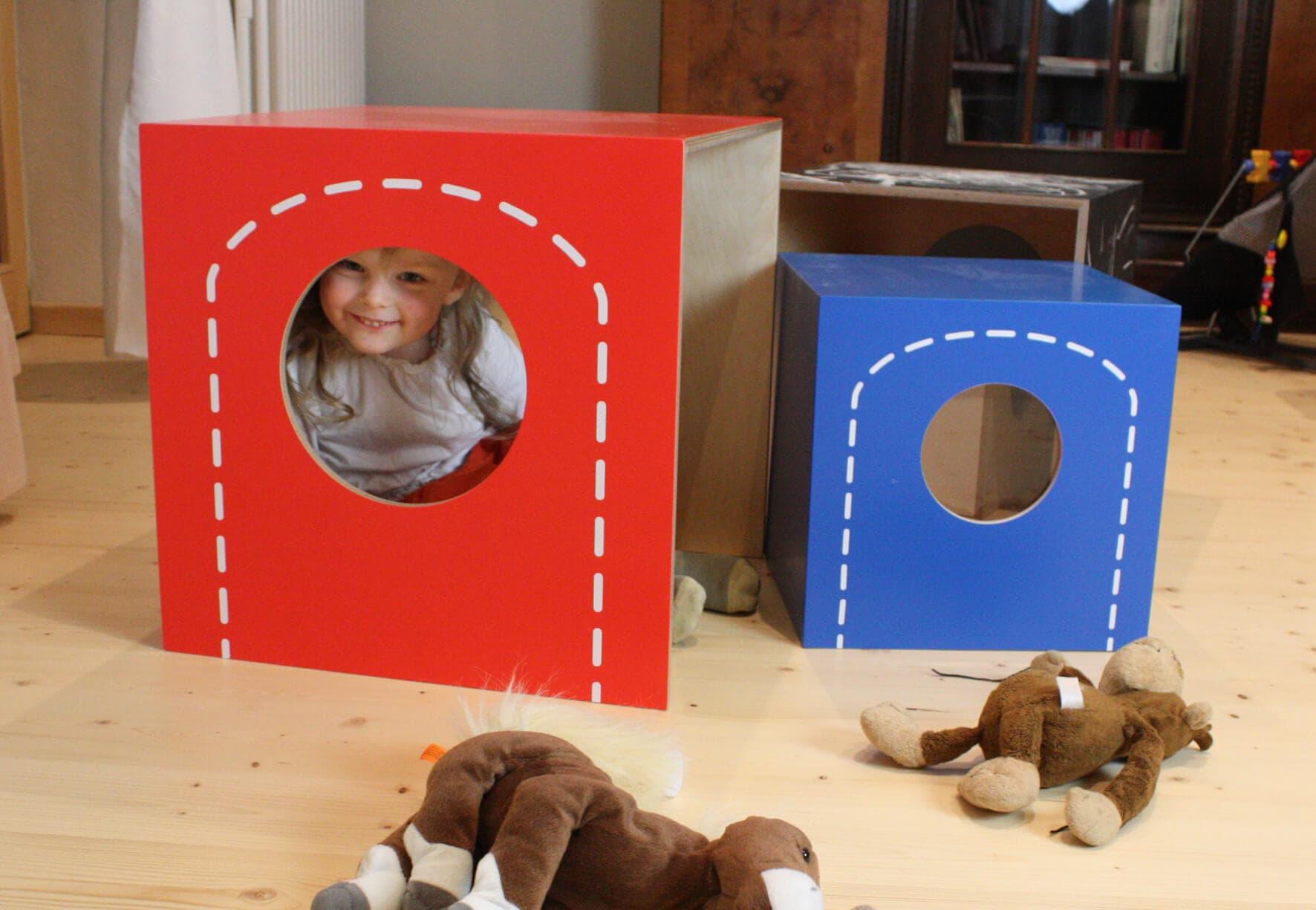 Höhle Bauen! Kinder lieben es einfach | Julica-Design