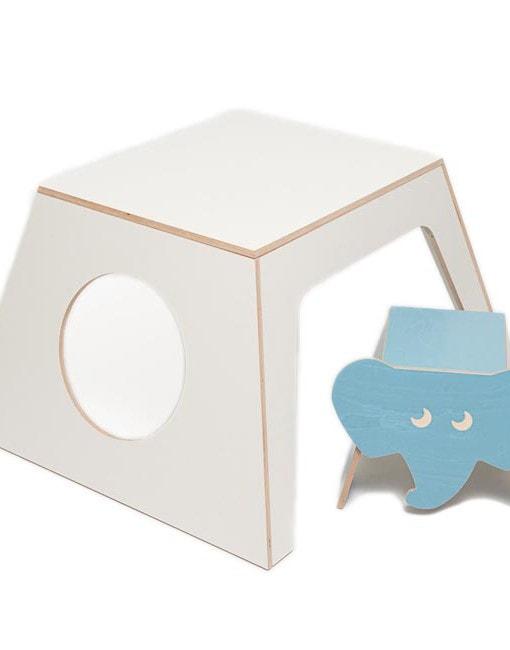 zookids kindertisch f r kleine k nstler und kluge. Black Bedroom Furniture Sets. Home Design Ideas